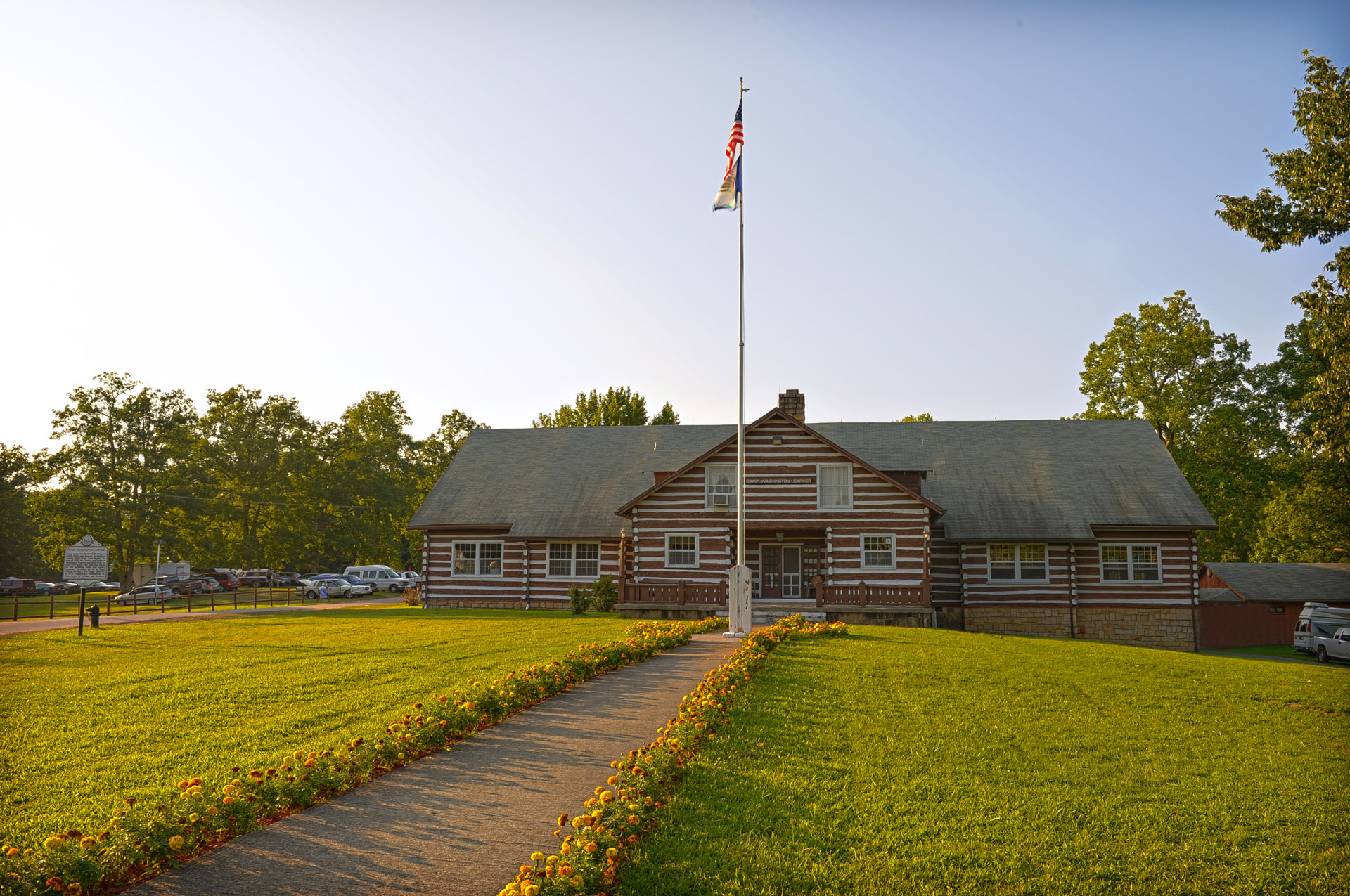 camp washington carver lodge