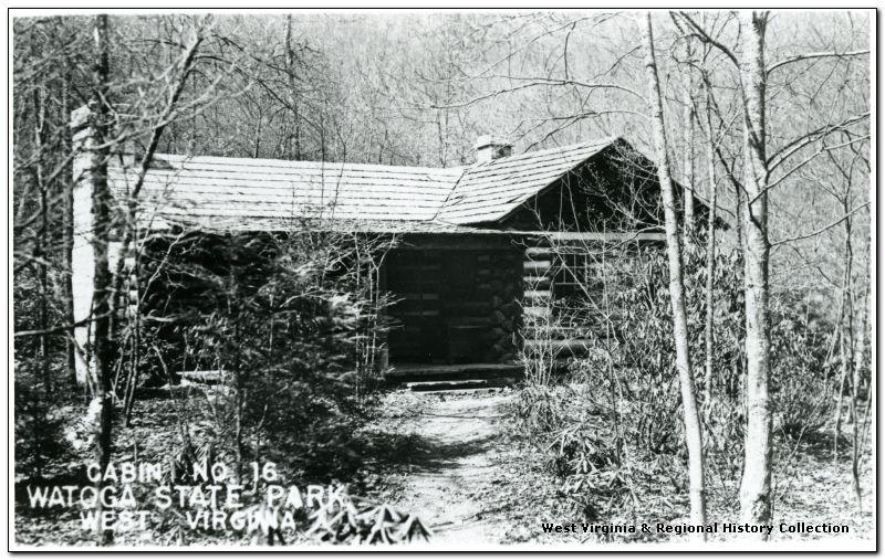watoga cabin 16